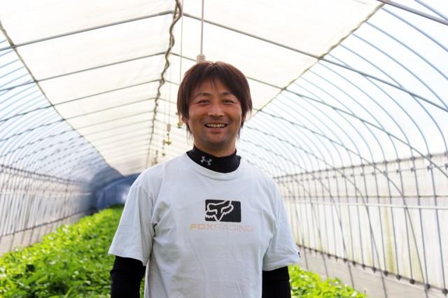 橋本吉章さん